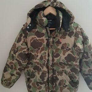 55f6e6a34 Polo by Ralph Lauren Jackets & Coats - Polo Ralph Lauren Boys Down Winter  Coat Size